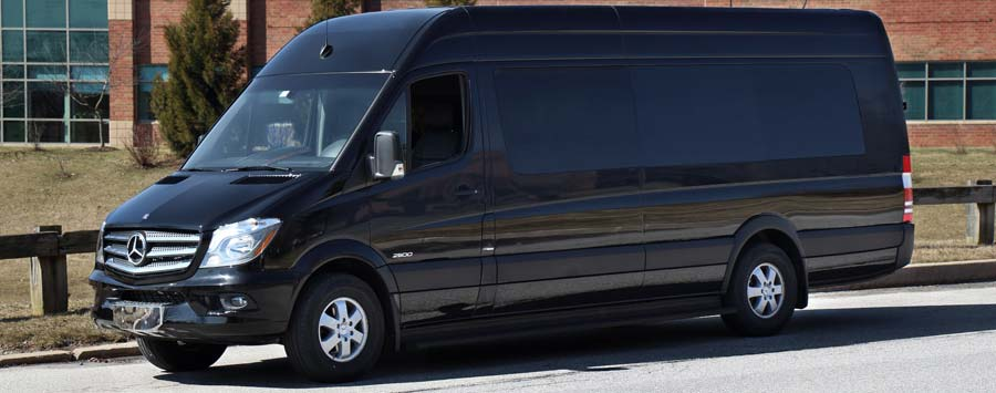 Mercedes Executive Sprinter - 8 Passenger